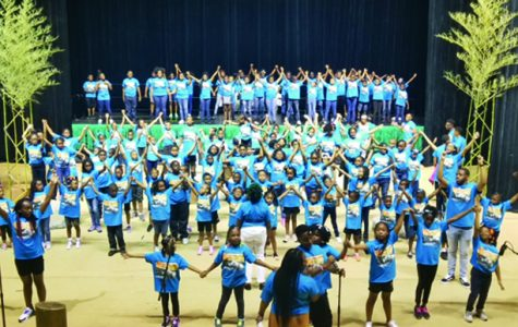 Camp 3T and TAPS attract hundreds of students
