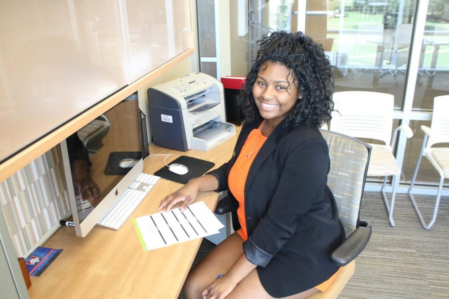New interim executive editor talks about new  vision and plans for the campus newspaper