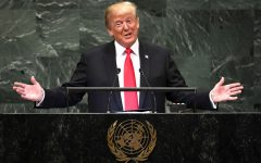 President Trump boasted about his accomplishments, U.N. audience laughts
