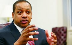 Lt. Governor Fairfax accused of sexual assault
