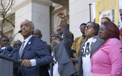 Rev. Al Sharpton Joins Stephon Clark's Family In Hope To Change Police Policy
