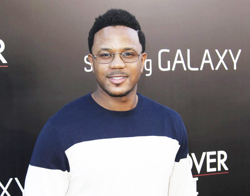 FILE - This May 20, 2013 file photo shows actor Hosea Chanchez at the LA Premiere of