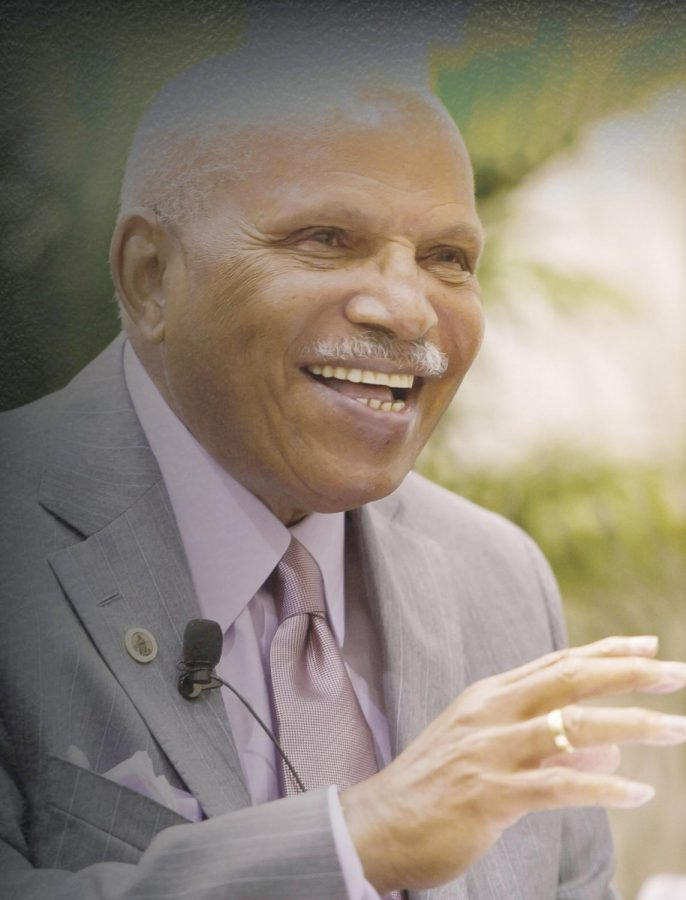 Dr. Clifford Cornell Baker served as the ninth president of Alabama State University from 1991-1994