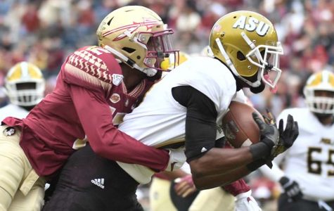 Hornets falls to Florida State in final road game of 2019