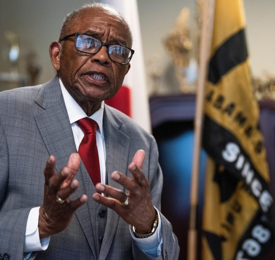 Civil rights attorney Fred Gray honored by National Black Caucus of State Legislators