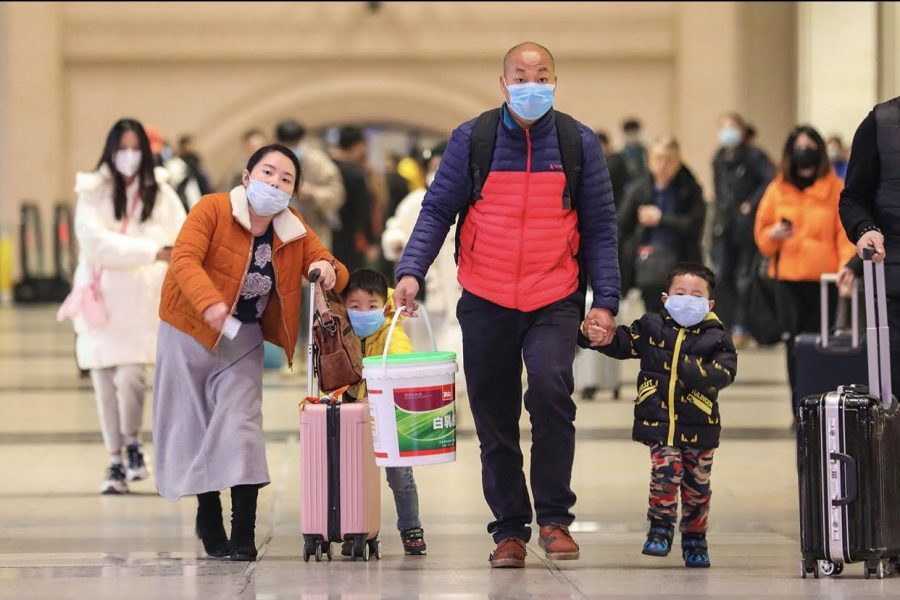 With a new respiratory illness spreading in China and beyond, the World Health Organization has called an expert panel to meet.