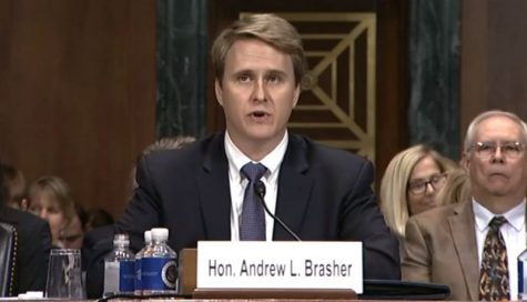 U.S. District Court Judge Andrew Brasher U.S. District Court, Middle District of Alabama