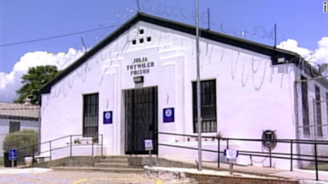 Julia Tutwiler prison is one of the prisons that the Federal Government cited.