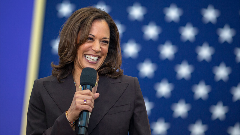 Joe Biden on Tuesday announced California Sen. Kamala Harris as his 2020 running mate.  Kamala Harris has represented California in the U.S. Senate since 2017. Harris served two terms as the district attorney in San Francisco and was California's attorney general, the first woman of color to hold that office.