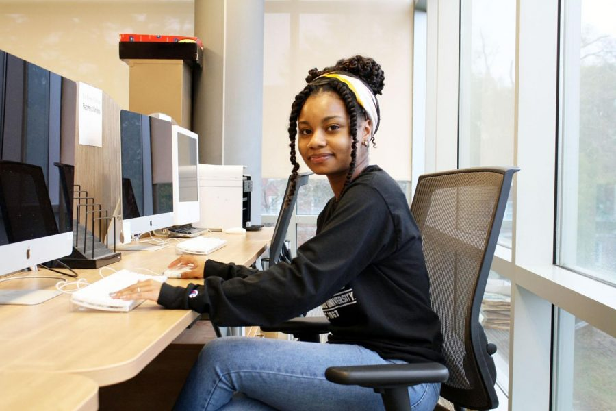 Christine Shelton is the editor-in-chief for  The Hornet Tribune for the 2020-21  academic year.  She is a 21-year-old native of  Chicago, Ill. who is seeking a degree in English.  She hopes to one day become a high school  instructor.