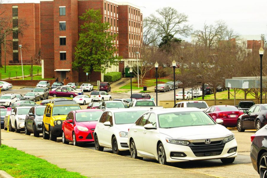 Student+parking+on+the+campus+of+Alabama+State+University+has+been+relaxed+for+the+past+year%2C+due+to+the+pandemic.++However%2C+on+Feb.+10+students+were+notified+that+they+must+have+a+parking+decal+in+order+to+park+on+the+campus+and+the+cost+of+the+decal+is+%2470.