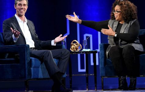 O'Rourke tells Oprah he'll decide on presidential run this month