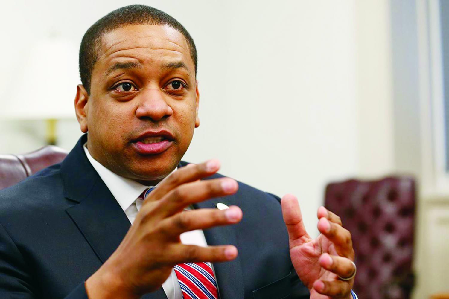 Virginia's Lt. Govenor Justin Fairfax has been accused of sexual assault by Vanessa Tyson, a political science professor
