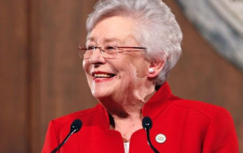 Gov. Kay Ivey announces she has lung cancer