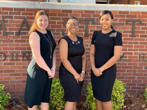 Forensic Science students win travel awards to national research conference!