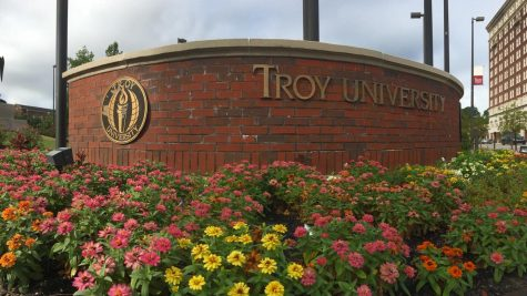 Troy University suspends police chief over George Floyd comments