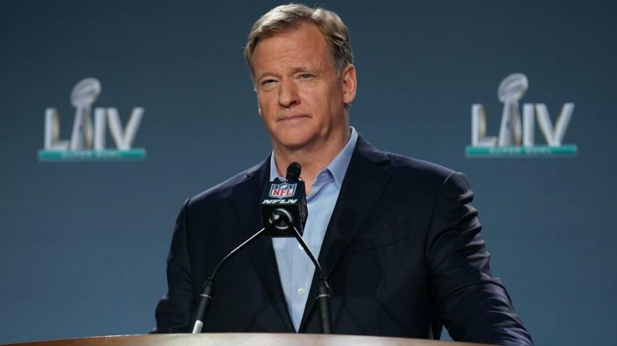 Goodell set up a tryout for Kaepernick in Atlanta last year for scouts of all 32 teams to attend, but it unraveled at the last moment due to lack of media access and what Kaepernick's representatives saw as an unusual liability waiver. Instead of the workout taking place at the Falcons' training complex, Kaepernick conducted an impromptu session at a high school in front of media and scouts from eight teams.