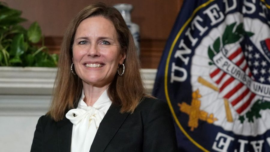 United States Supreme Court Nominee Amy Coney Barrett has been selected by President Donald J. Trump to replace Justice Ruth Bader Ginsburg.