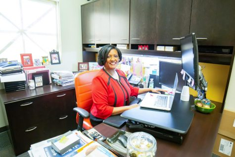 Dana Williams Vandiver, a 1998 alumna of Alabama State University, is working as the Director of Public Relations at the Alabama Association of School Boards.