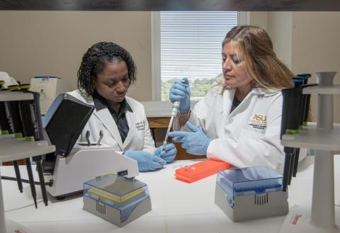 $200,000 Awarded to ASU's Forensic Science Department