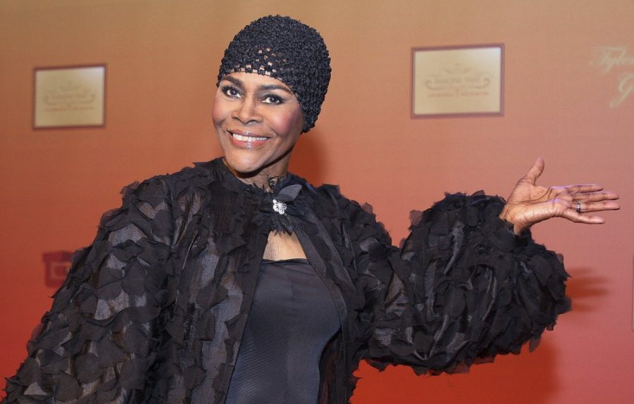 FILE - Actress Cicely Tyson arrives at the unveiling of director and producer Tyler Perry's new motion picture and television studio in Atlanta on Oct. 4, 2008. Tyson, the pioneering Black actress who gained an Oscar nomination for her role as the sharecropper's wife in