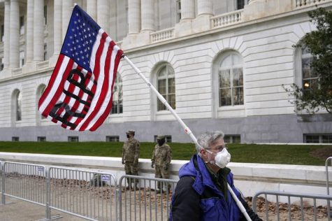 Early warning signs emerge for GOP after US Capitol riots