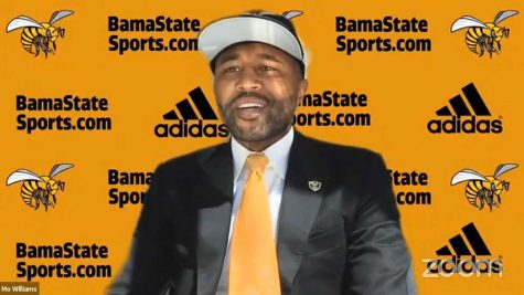 Head Coach Mo Williams will not be in attendance for the basketball game against Jackson State due to following CDC protocols.