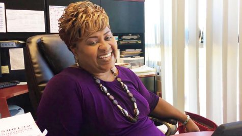"""Wendy Coleman, PhD., will serve as the new dean for the College of Visual and Performing Arts.  Coleman is an alumnus of Alabama State University and has served as the chairperson for the Department of Theater Arts and directed productions such as Medea, Flyin' West, and Africa To America: The Story of a People."""""""