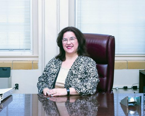 The Toledo, Ohio native joined the nest as a Hornet in 1999, starting as an instructor and eventually becoming a professor, department chair, associate dean, and now in her new role at the university.