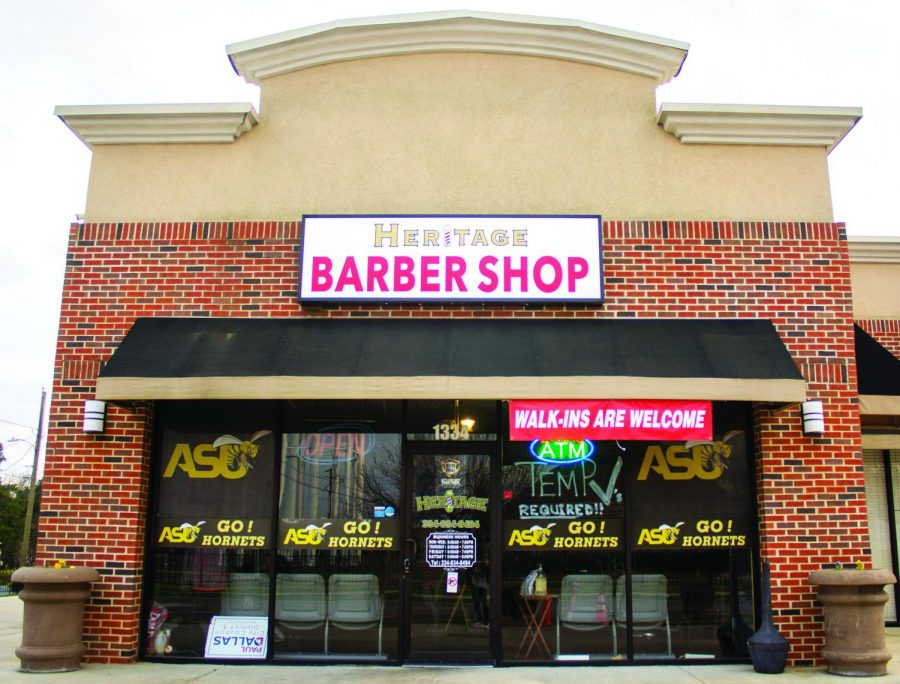 Heritage Barber and Style Shop has been a staple in the Alabama State University community and the Metro-Montgomery community for 22 years.  Started by two Alabama State University alumni, Vladimir Averett and Carlos Vaughn, the shop continues to be a place of gathering from men who desire haircuts and for men who are seeking wisdom.