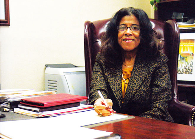 Dean Evelyn Hodge, Ph.D., has served as the dean of University College for the past 16 years.  She is best known for advocating for the college to become a degree-granting college that offers a bachelor's degree in Interdisciplinary Studies - a popular degree field.