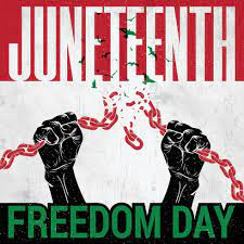 Juneteenth federal holiday is a start, but Black America is not free
