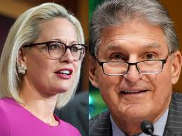 Could Manchin and Sinema be a threat to Black America?