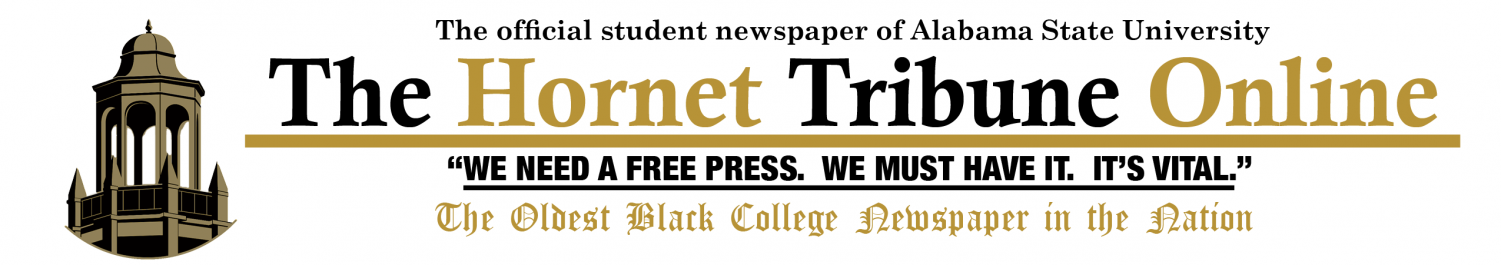 Official student newspaper of Alabama State University
