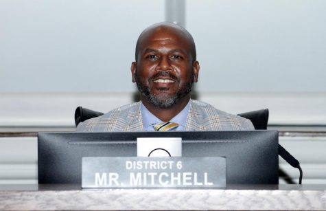 Oronde Mitchell serves the people of Montgomery, Alabama, through his work with Montgomery Public Schools (MPS) and as the City Councilman of District 6.
