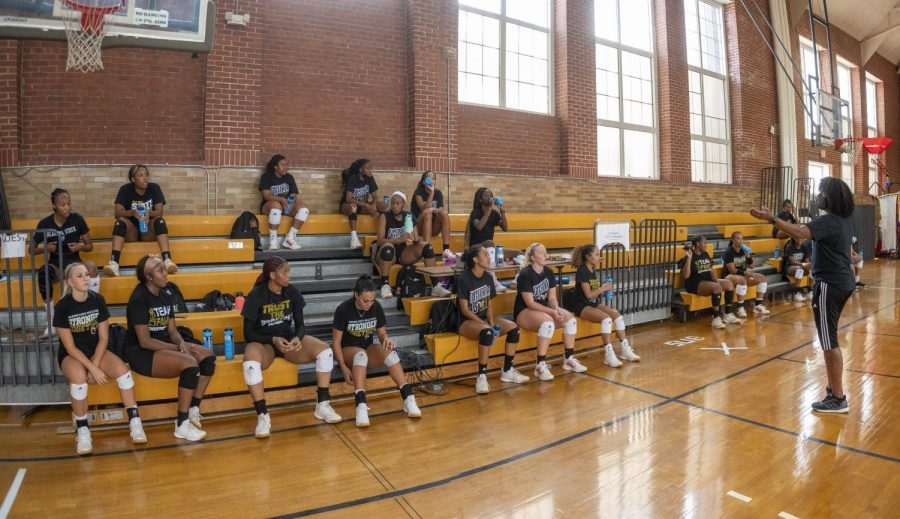 The Alabama State University Hornets will step back on the volleyball court for the first time this season since 2019