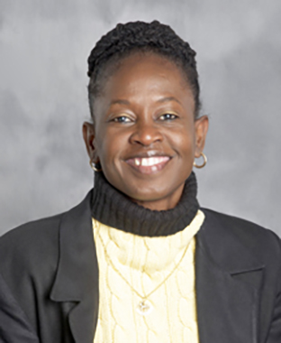 Brenda Gill is the new Associate Dean of the College of Liberal Arts and Social Sciences.