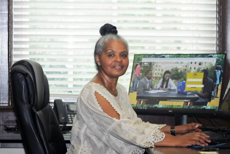 Longtime academic adviser Elaine Whatley will retire from her job, after 30 years of service to Alabama State University