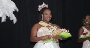"""Ferrin Lewis, a native of Montgomery, was crowned as the 2021-22 Miss Freshman on Aug. 27. She campaigned with a platform of """"Operation: 1867"""" where she plans to advocate for mental health."""